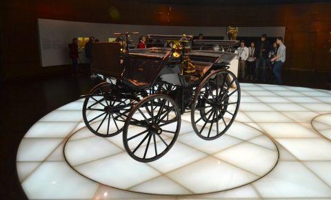 Atelierul Gottlieb Daimler din Stuttgart