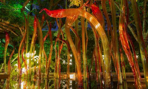 Gradina Botanica din Atlanta