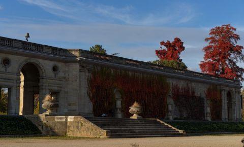 Gradina Botanica din Bordeaux
