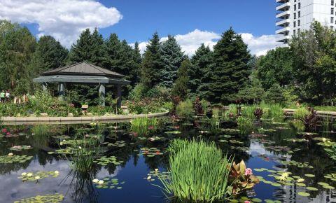 Gradina Botanica din Denver