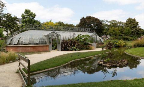 Gradina Botanica din Nantes