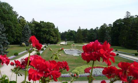 Gradina Botanica din Palanga