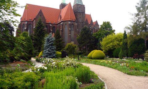 Gradina Botanica din Wroclaw