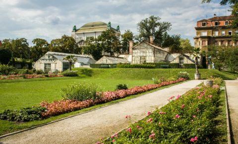 Gradina Botanica din Zagreb