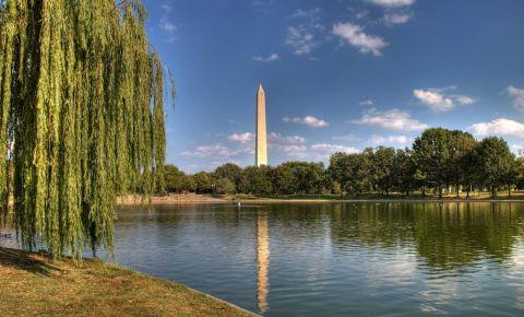 Gradina Constitutiei din Washington