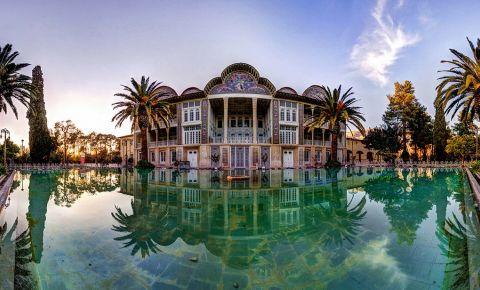 Gradina Eram din Shiraz