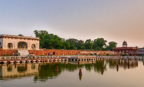 Gradina Lunii din Agra