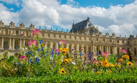 Gradina Regala din Versailles