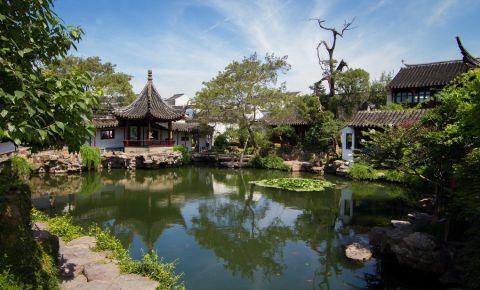 Gradina Stapanul Plaselor din Suzhou