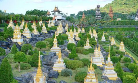 Gradina Tropicala Nong Nooch