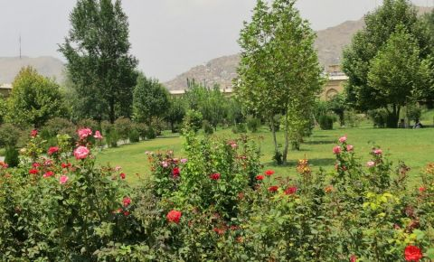 Gradinile lui Babur din Kabul