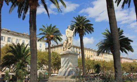 Gradinile Romieu din Bastia