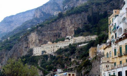 Grand Hotel Convento din Amalfi