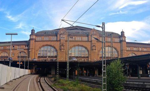 Gara Centrala din Hamburg