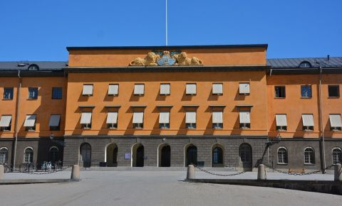 Muzeul National de Arheologie din Stockholm