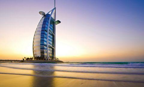 Hotelul Burj al-Arab din Dubai
