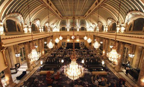 Hotelul Palace din San Francisco