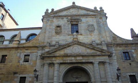 Biserica Santos Juanes din Bilbao