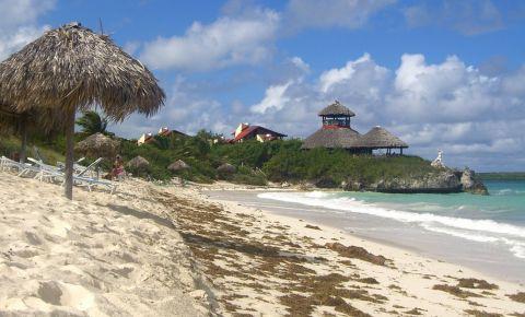 Insula Cayo las Brujas din Cayo Santa Maria