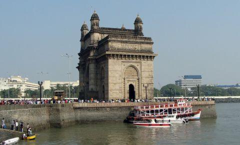 Insula Colaba din Mumbai