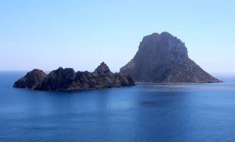 Insula Es Vedra din Ibiza