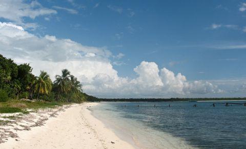 Insula Juventud din Cayo Largo