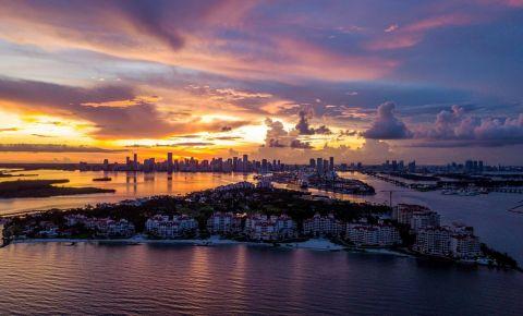 Insula Pescarilor din Miami