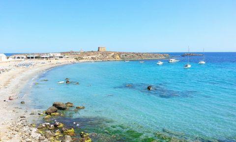 Insula Tabarca din Alicante