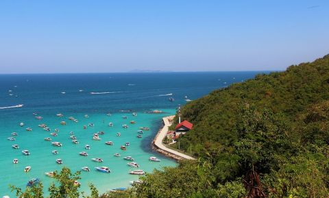 Insulele offshore din Pattaya