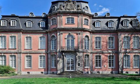 Castelul Jagarhof din Dusseldorf
