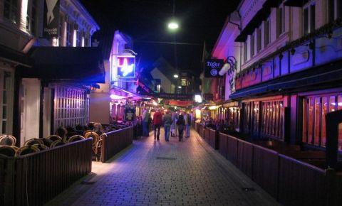 Strada Jomfru Ane Gade din Aalborg