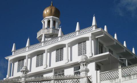 Moscheea Jummah din Port Louis