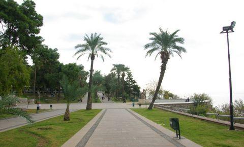 Parcul Karaalioglu din Antalya
