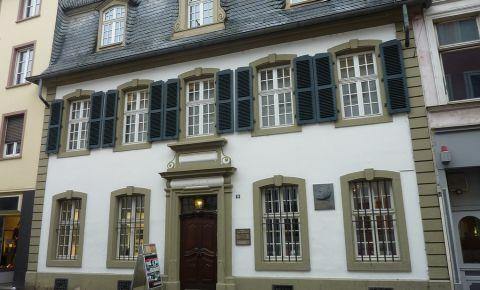 Casa Memoriala Karl-Marx din Trier