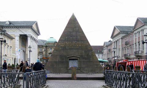 Piramida din Karlsruhe