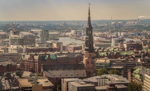 Biserica Sfanta Ecaterina din Hamburg