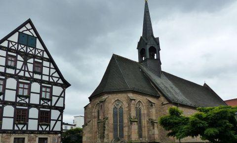 Biserica Gotica Sfintii Maria si Severus din Fulda