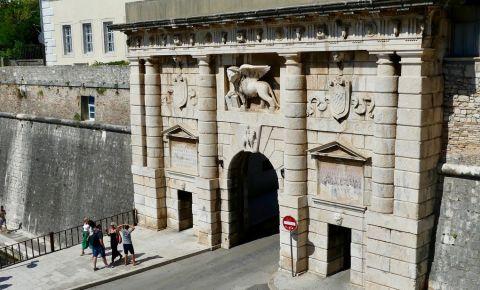 Poarta Kopnena Vrata din Trogir