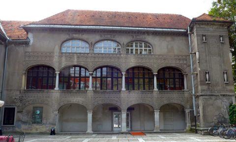 Piata Krizanke din Ljubljana