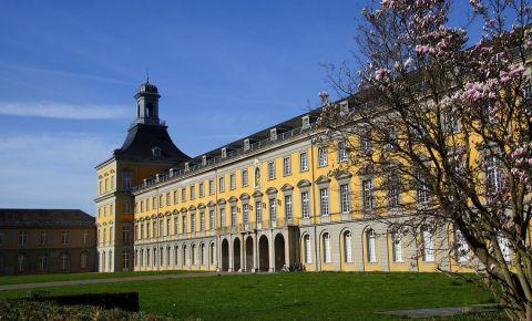 Castelul Kurfurstliche Residenz din Bonn