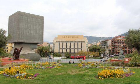 Monumentul La Tete Carree de Sosno din Nisa