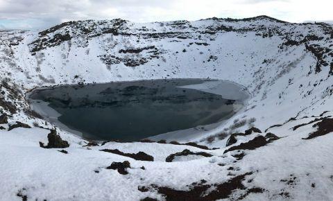 Lacul Kerio din Reykjavik