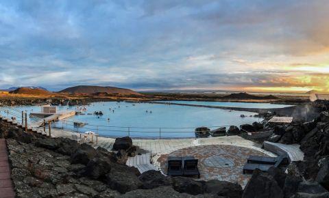 Lacul Myvatn din Reykjavik