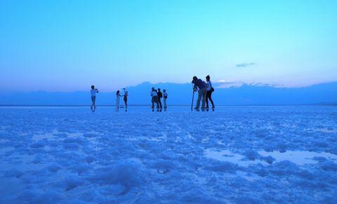 Lacul Sarat din Konya