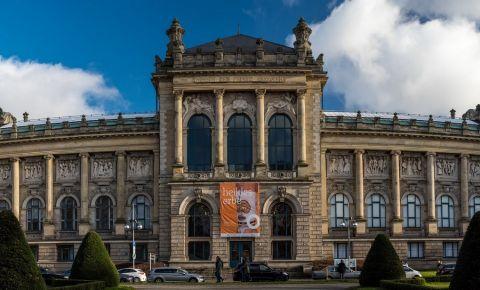 Muzeul Landului Saxonia Inferioara din Hanovra