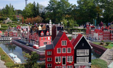 Parcul de Distractii Legoland Germania din Ulm