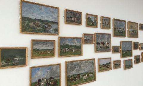 Muzeul de Arte Frumoase Malraux din Le Havre