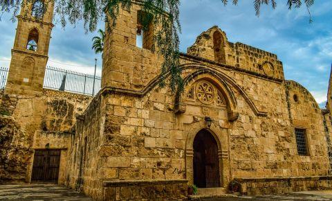 Manastirea din Ayia Napa