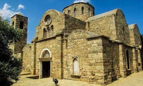 Manastirea Ayios Varnavas din Famagusta