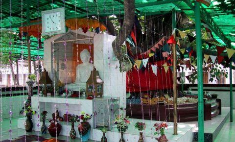 Manastirea Dharmarajika din Dhaka